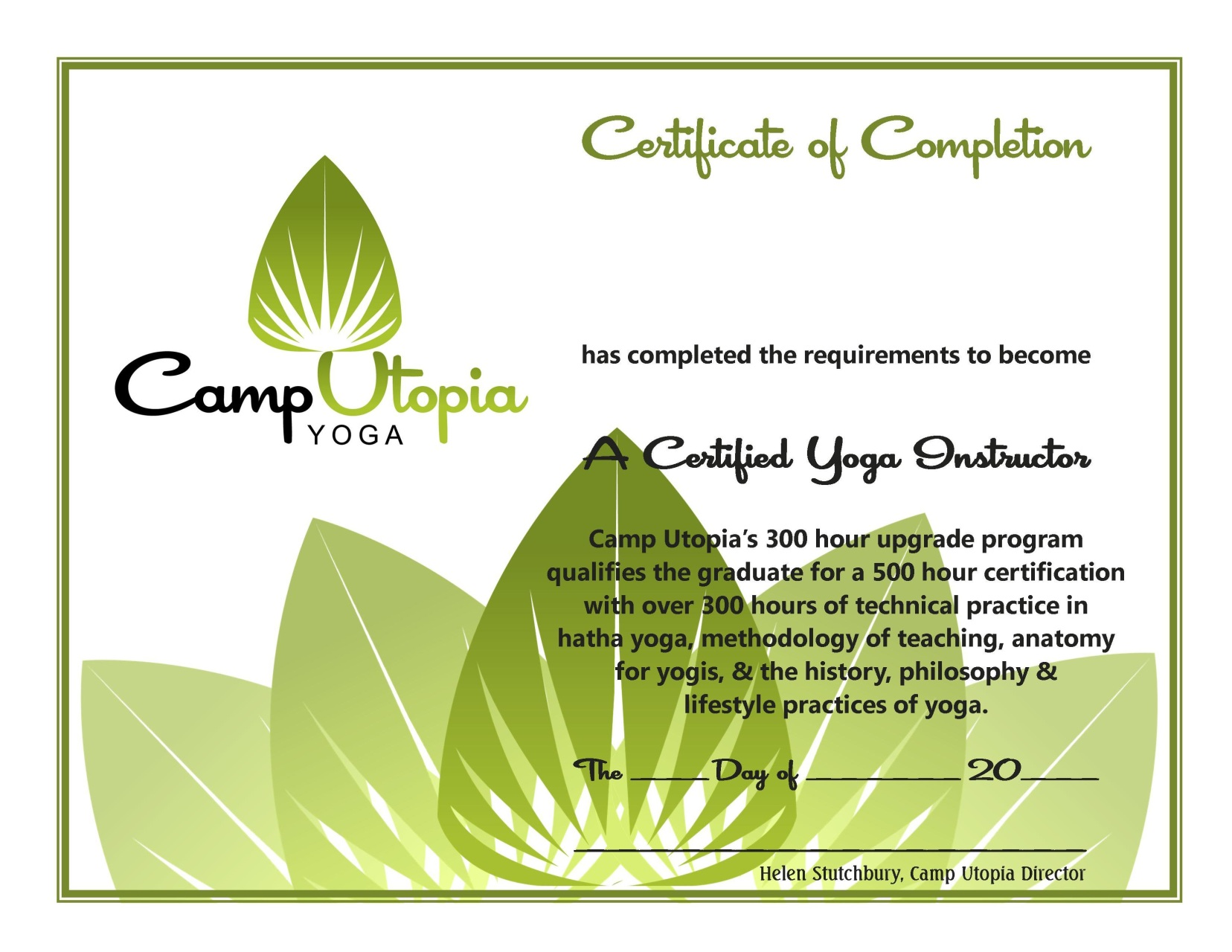 Register camp utopia yoga teacher training pay online for your 300 hour training part 1 deep yoga focus 1betcityfo Images